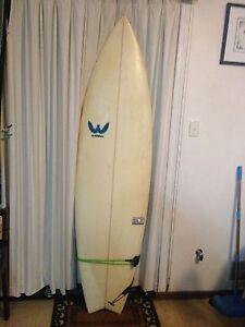 6/9 Webber surfboard Wanneroo Wanneroo Area Preview