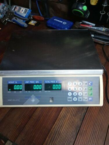 Mettler Toledo 8433, 30 lb x .01 Price Computing Scale - Used