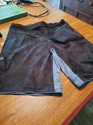 jui jitsu mens 93 brand palm shorts,new size 34