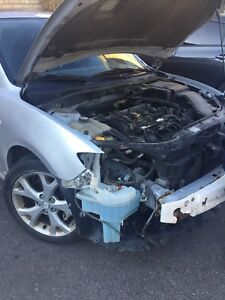 2007 Mazda 3 Part Out