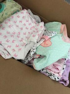 Box of 40 onesie pyjamas