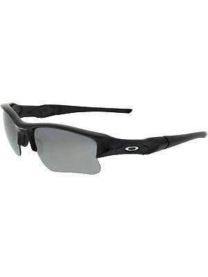 Oakley Mens Flak Jacket Xlj 03 915 Black Wrap Sunglasses