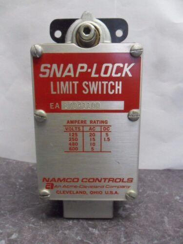 New Namco EA170-31100 Snap-Lock Limit Switch EA17031100