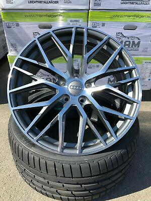 19 Zoll RS4 Felgen für Audi A6 A4 S4 B8 8K 4G 4F C8 4K S-Line Mercedes AMG RS4