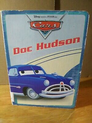 "Book ~ Disney Pixar  ""Doc Hudson Cars"""
