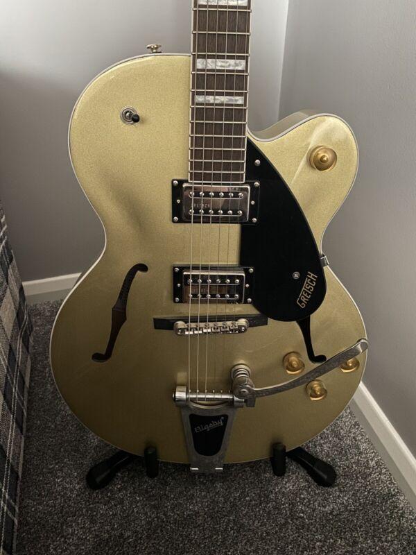 Gretsch Streamliner G420 Gold Dust Electric Guitar