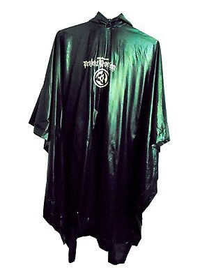 Linkin Park Project Revolution Tour Poncho/Rain Coat With Hood Size Large