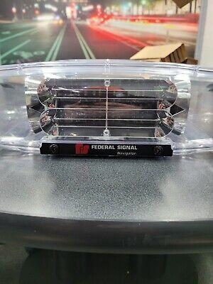 Federal Signal Navigator Ambergreen 10 Light Bar