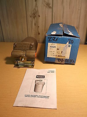 NEW Haldex A72420 Alcohol Evaporator AE72420 w/ instructions *FREE SHIPPING*