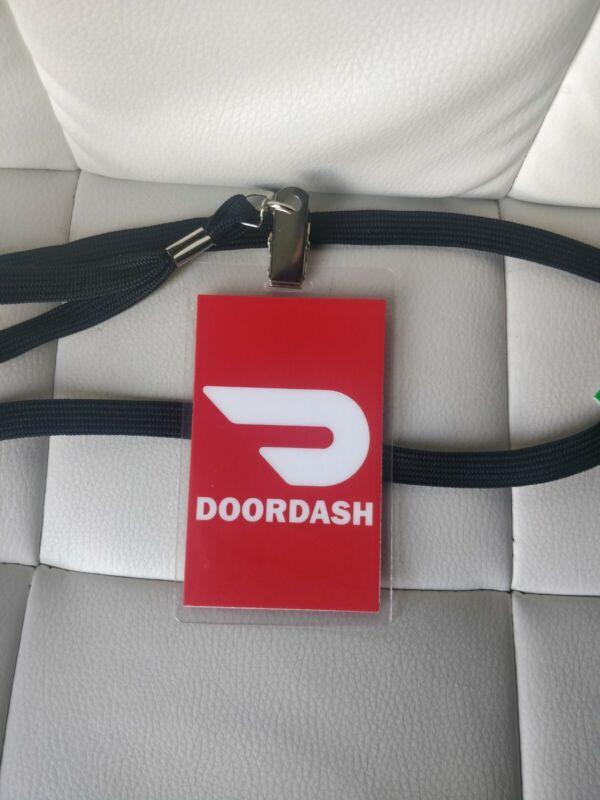 Doordash Delivery Lanyard