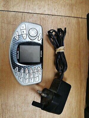 Nokia N-Gage Game Deck - Silver (Unlocked) Smartphone segunda mano  Embacar hacia Spain