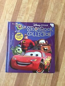 Disney Pixar Storybook Collection - Hardcover