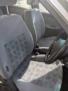 2002 Daewoo Lanos Se 4 Sp Automatic 4d Sedan
