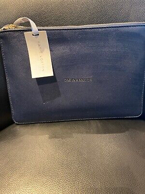 Katie Loxton Clutch/Pouch - One In A Million -Navy