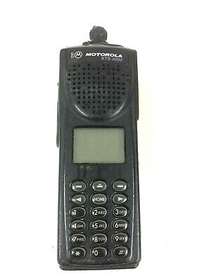 Motorola Xts3000 H09uch9pw7an Astro Iii Flashport 800mhz Radio Parts Only 3