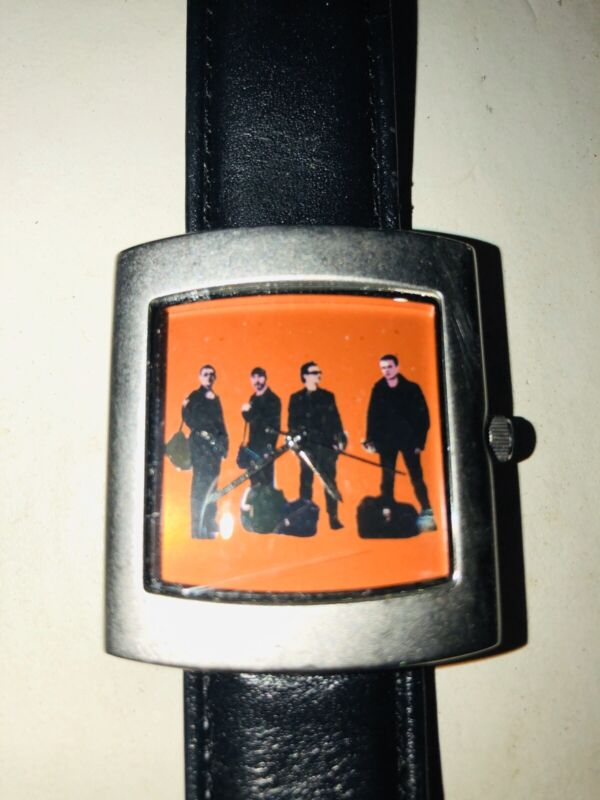 U2 Promotional Wrist Watch