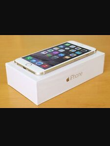 Rogers iPhone 6 Plus/Gold/128 gigs/EUC
