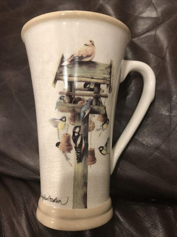 Marjolein Bastin Tall Coffee Latte Mug-Nature