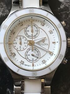 Women's Bulova watch (98P125)