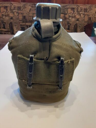 1966 u.s. military issue canteen