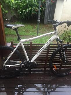 Trail bike the brand is Marin its white basicly brand new Clifton Hill Yarra Area Preview