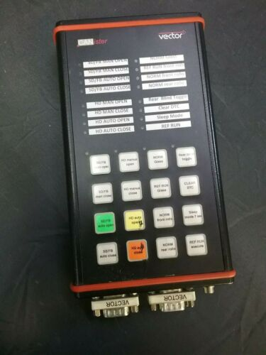VECTOR INFORMATIK CANister 3.0 CAN BUS TECHNICAL DATA LOGGER INTERFACE
