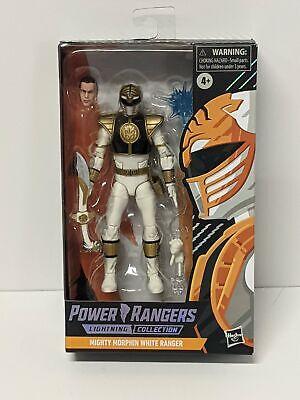 Power Rangers Lightning Collection White Ranger Spectrum Variant Target Exclusiv