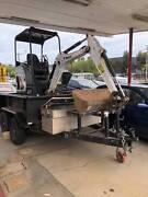 2016 Bobcat E17 Excavator & Trailer package Adelaide CBD Adelaide City Preview
