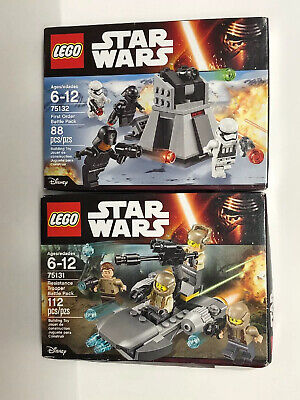 Clone Trooper Girl (Lego Star Wars 75131 Resistance Trooper Battle Pack 75132 First Order Batle)