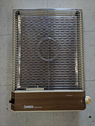 Olympian 8100 RV Camper Trailer Propane LP Portable Heater Furnace