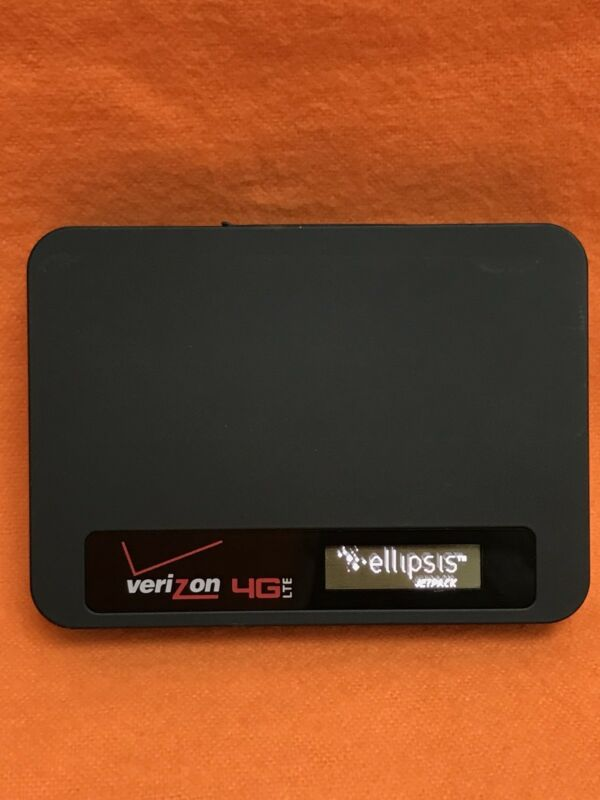 Verizon Ellipsis MHS800L Jetpack 4G LTE WiFi Hotspot Mobile