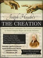 Experience Joseph Haydn's THE CREATION