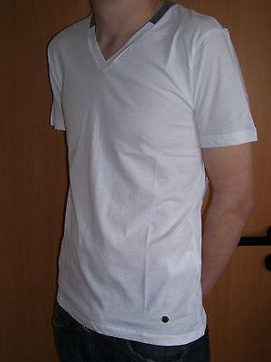 Hugo Boss Orange Teasy Shirt, T-Shirt, weiss oder grau, Grösse M, L, XL, neu! ()
