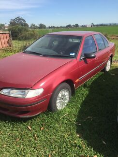 Ef falcon 1995  East Maitland Maitland Area Preview