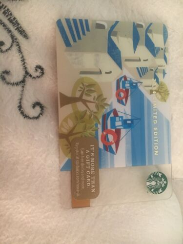 Starbucks Gift Card No Value 2014 Limited Edition - $1.25