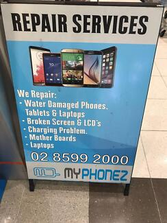 Get your phones, tablet, ipad and laptops fixed