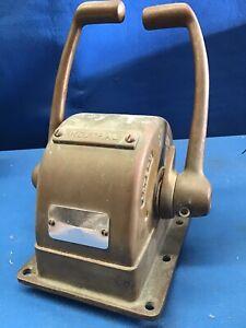 Bronze Morse marine gearshift control Coomera Gold Coast North Preview