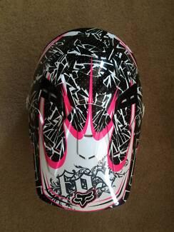 Fox Girls Helmet