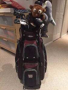 Ensemble de golf Wilson