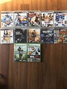 10 PlayStation 3 & Xbox Games