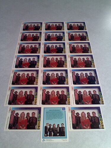 Molly & The Heymakers:  Lot of 21 cards