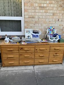 HUGE GARAGE SALE HAS ENDED …. NOT OPEN ALL SOLD !