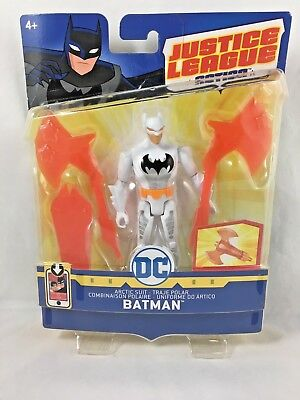 Justice League Action - Batman: Artic Suit - Action Figure - NEW, used for sale  Shipping to India