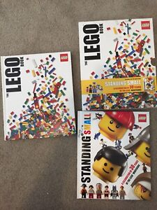 The LEGO Book Collection (The LEGO Book, Standing Small)