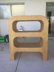 Wooden Shelf Scarborough Stirling Area Preview