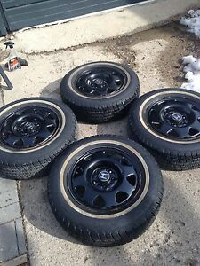 4New 205/75 R15 cooper weather master