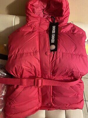 Authentic Ienki Ienki Michlin Puffer Vest, Pink Size S