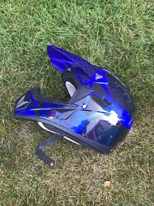 Casque de scooter/motocross CKX