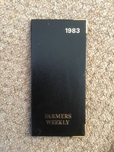 Vintage+Farmers+Weekly+Diary.+Freepost