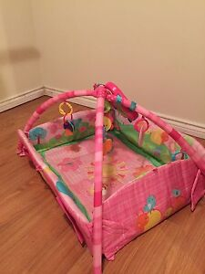 Girls play mat.